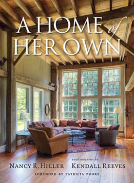 book cover - A home of her own