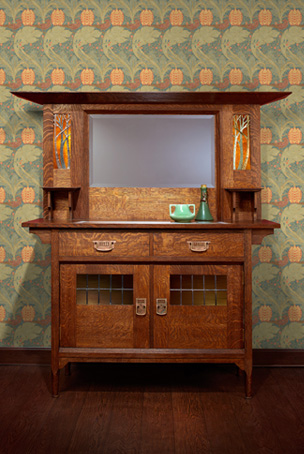 English Arts & Crafts sideboard