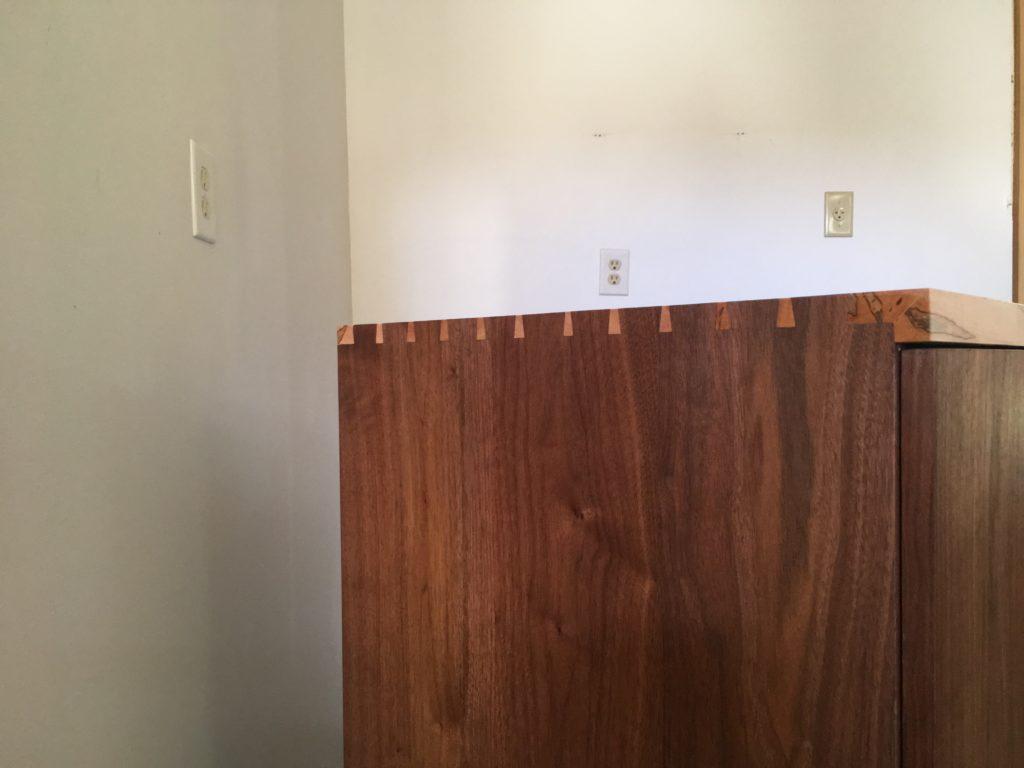 Mohawk Sideboard Corner