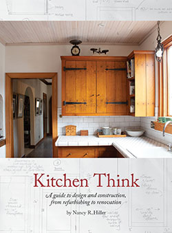 Book cover of Kitchen Think